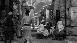 Jerusalem street 1917