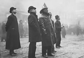 Before - 1900s Chicago Firemen