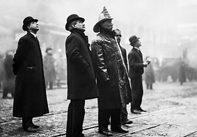 After - 1900s Chicago Firemen