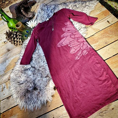 Small Quartz Midi Dress