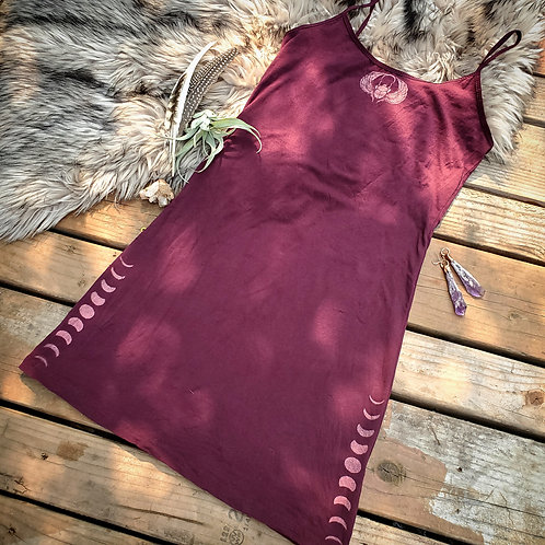 Scarab Tank Dress Medium