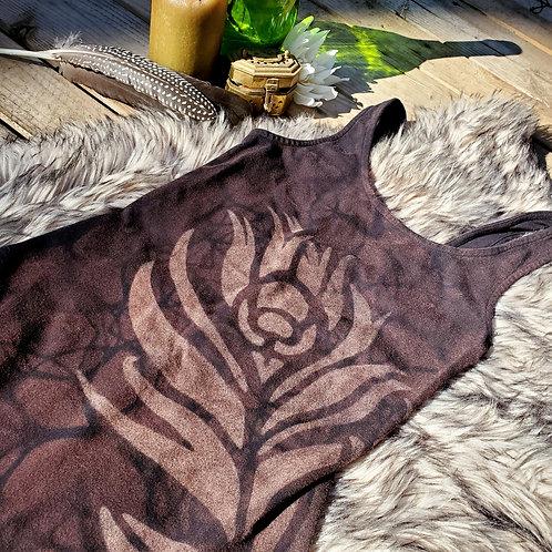 Feather Body Suit Medium