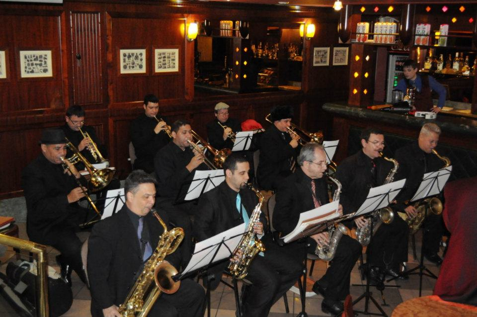 Big Band Jazz de las Americas Rusia