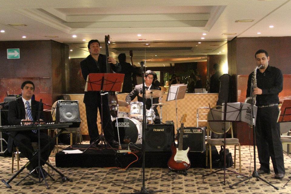 Quinteto de jazz Benjamin Brea