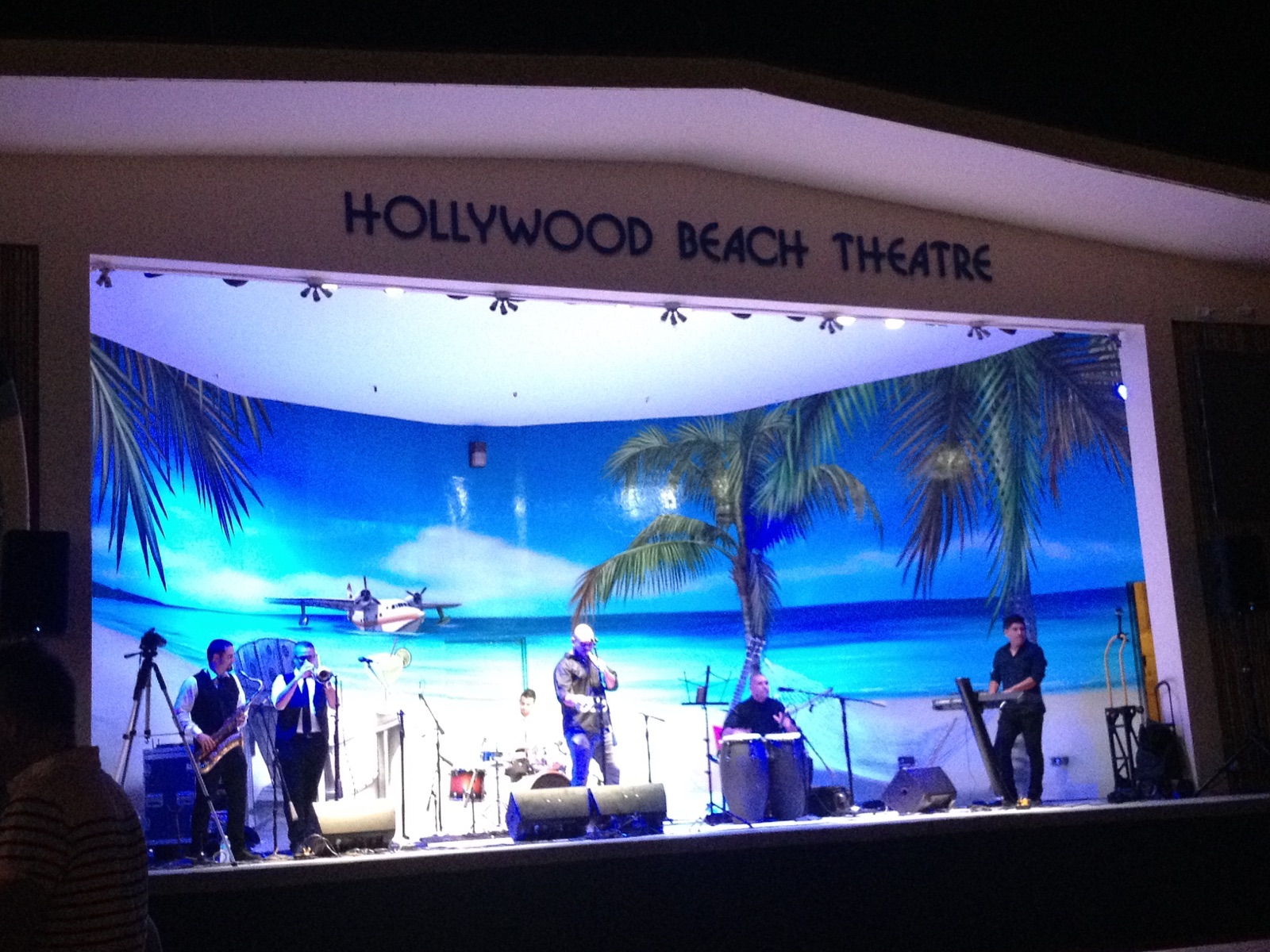 Hollywood Beach Theatre