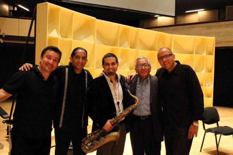 Jazztrata en el Teresa Carreño