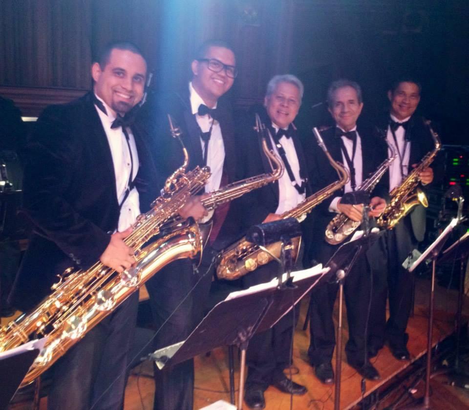 Saxos Orquesta Sinfonica Municipal C