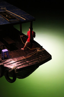 Pescador de Calamares