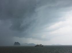 monzón en tailandia