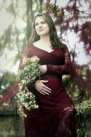 Babybauch fantasy Blumen.jpg