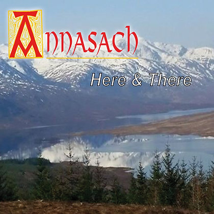 Annasach | Here & There (CD)
