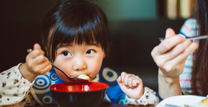 The five W's of fussy eating