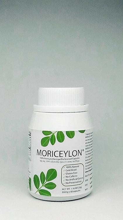 Moringa Capsules (HPMC)