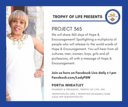 Project 365 w/Portia Wheatley