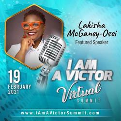 I Am Summit w/Cheryl Wood