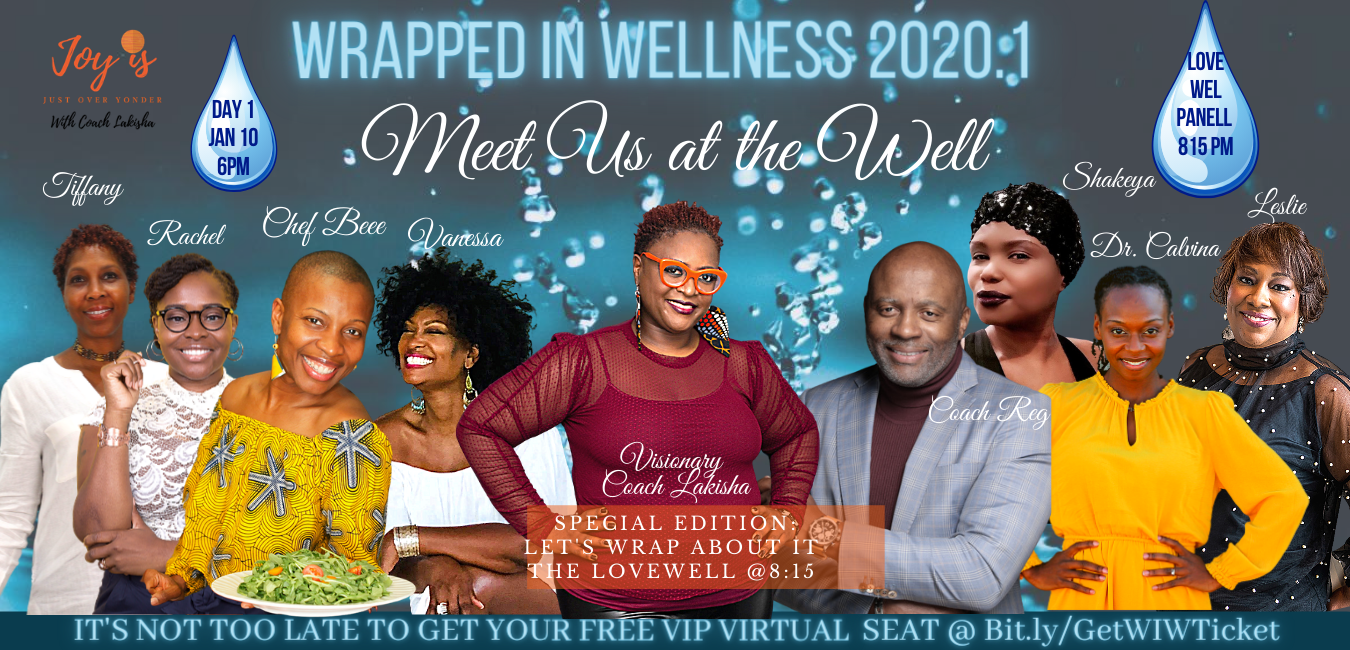 Wrapped in Wellness: Meet Us at the Well