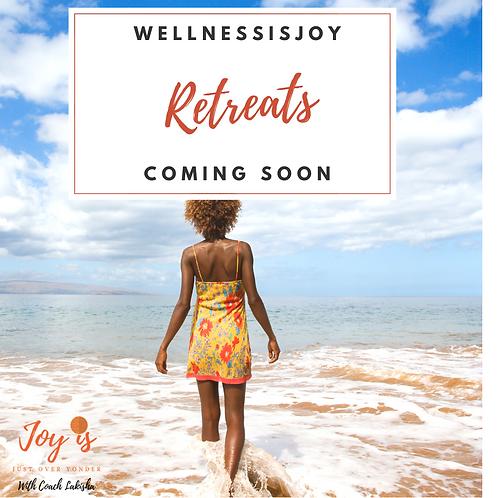 WellnessIsJoy Retreat