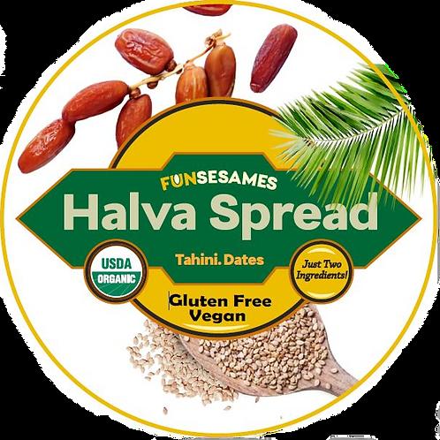 Halva Spread Dates