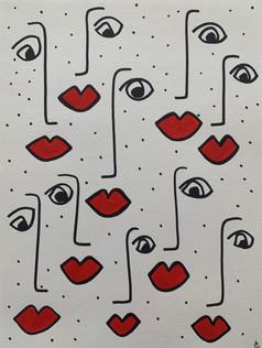 Polka Kiss