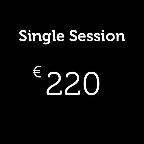 Single Session/Una sesión
