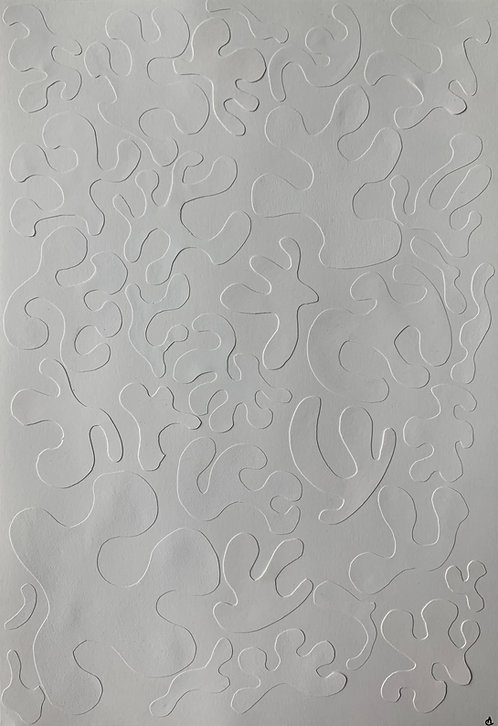 Puzzle White Series