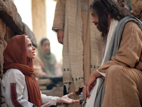 Jesus, Women and Social Stigma (Matthew 9:18–26)