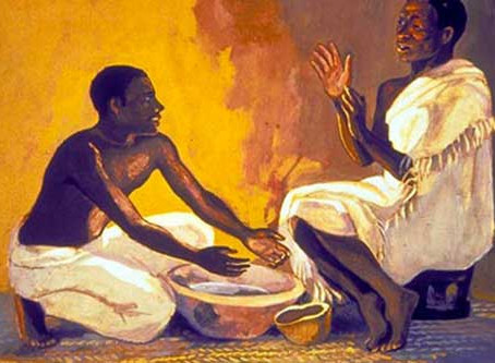 Did Jesus Wash the Feet of His Disciples?