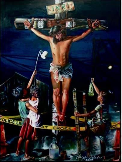 Dieu a envoyé son Fils non pas pour juger le monde — Jean 3, 13-17