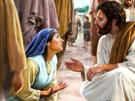 The Unclean Woman Who Nearly Defiled Jesus