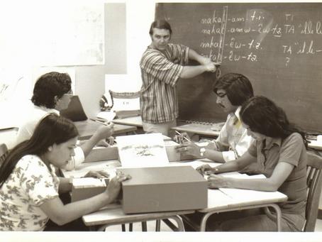 Mme Marie-Jeanne Basile : La pionnière de l'enseignement et de la préservation de la langue innue