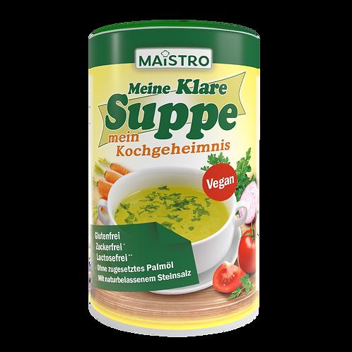MAISTRO Klare Suppe 900g/45Liter - Mein Kochgeheimnis