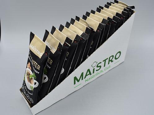 16 MAISTRO Häferlsuppe - 7 Kräuter (Portionsbeutel 24g)