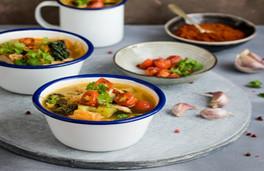 Maistro - Klare Suppe - Mein Kochgeheimnis