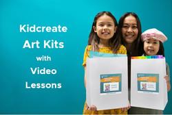 Kidcreate Art Kits - Diane Greenbaum