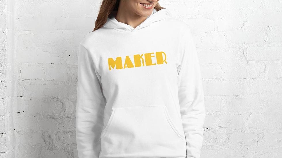 MAKER Unisex hoodie