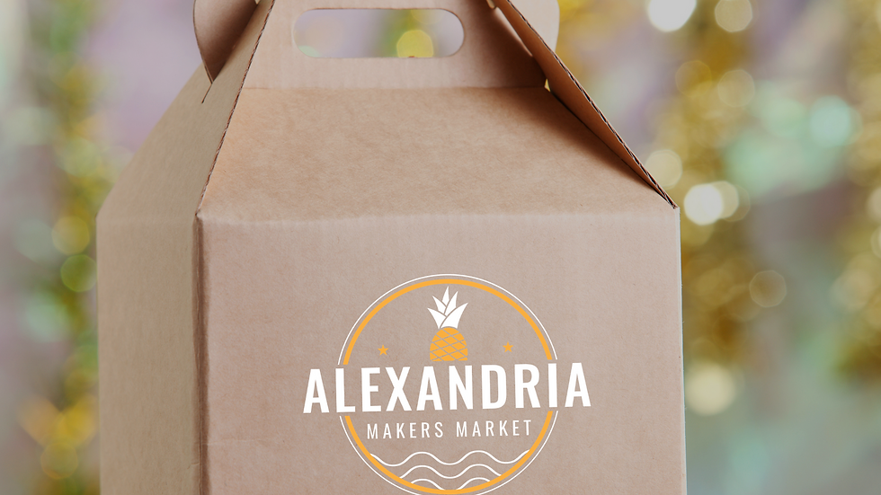 Alexandria Makers Market Seasonal Subscription Box