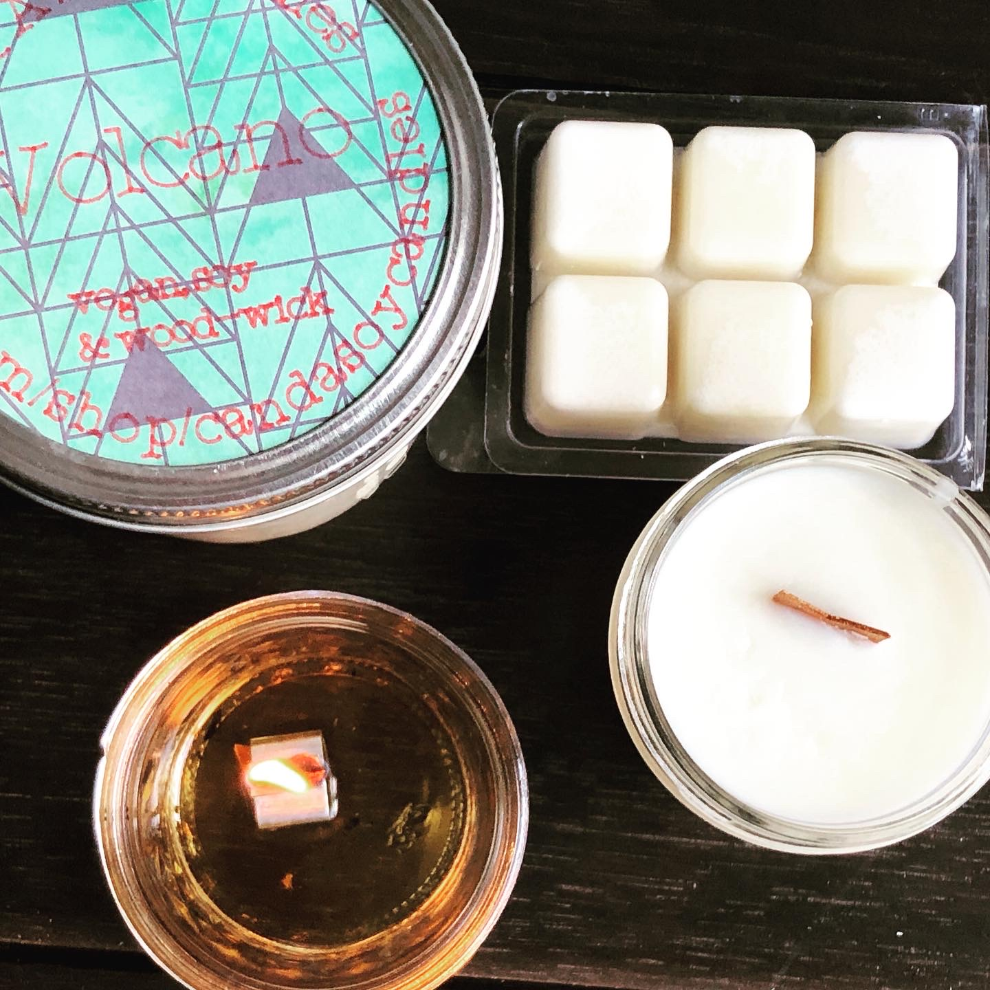 C & A Soy Candles