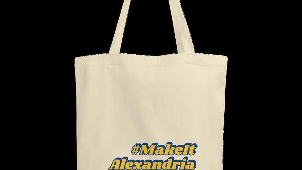 #MakeItAlexandria Eco Tote Bag