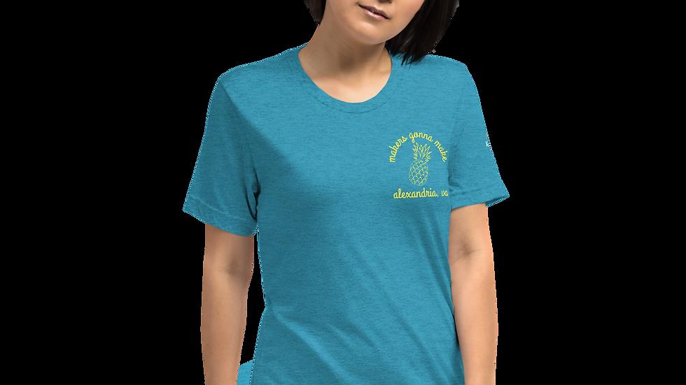 Makers Gonna Make Unisex t-shirt