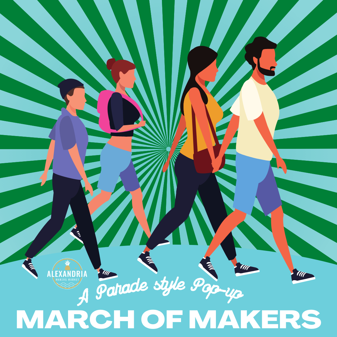 MARCH OF MAKERS