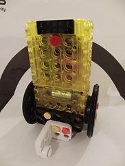 CM-50 2-wheel CarBot