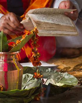 Hindu ritual religioso