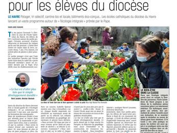 À l'école de l'écologie pour les élèves du diocèse