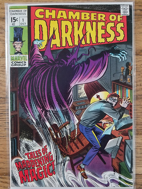 Chamber of Darkness 1 front