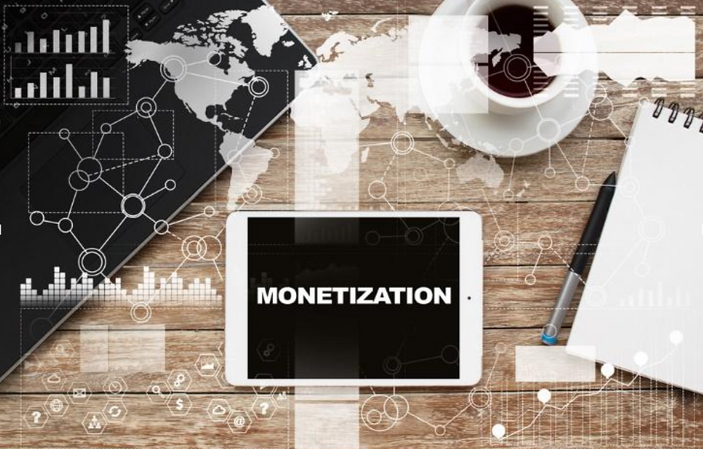 Monetize Data Photo