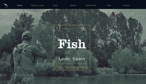 Fish Leon Spain