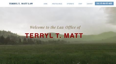Law office of Terryl Matt