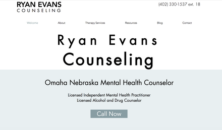 Ryan Evans Counseling
