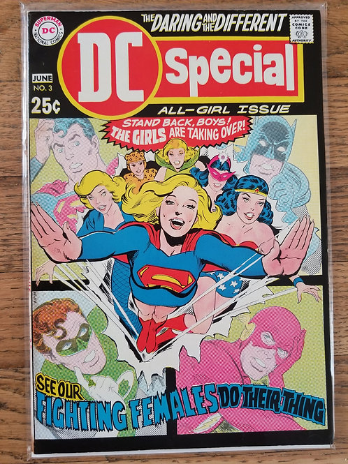 DC Special 3 front