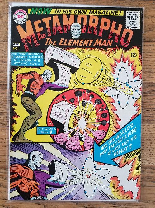 Metamorpho 1 front